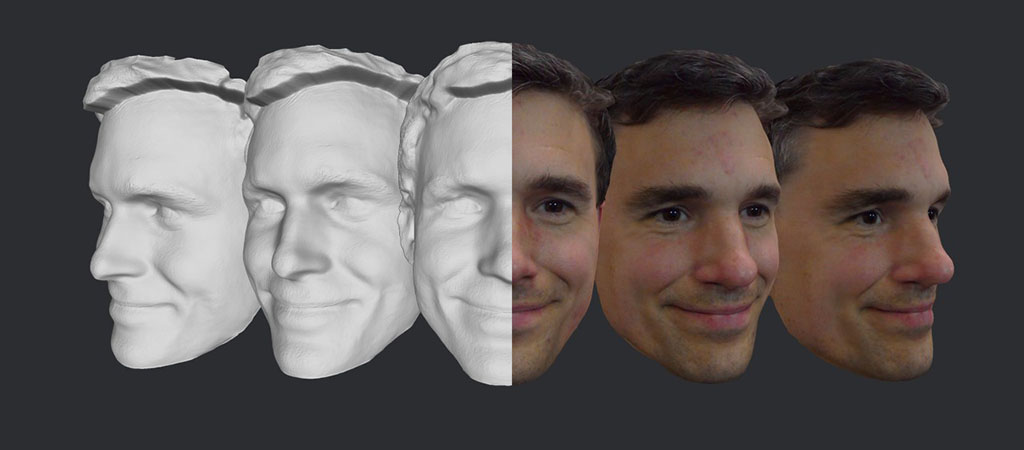Bellus3d High Quality 3d Face Scanning