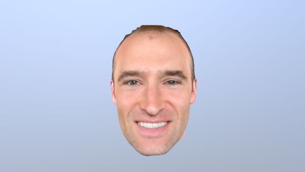 Gallery | Bellus3D: High-quality 3D face scanning