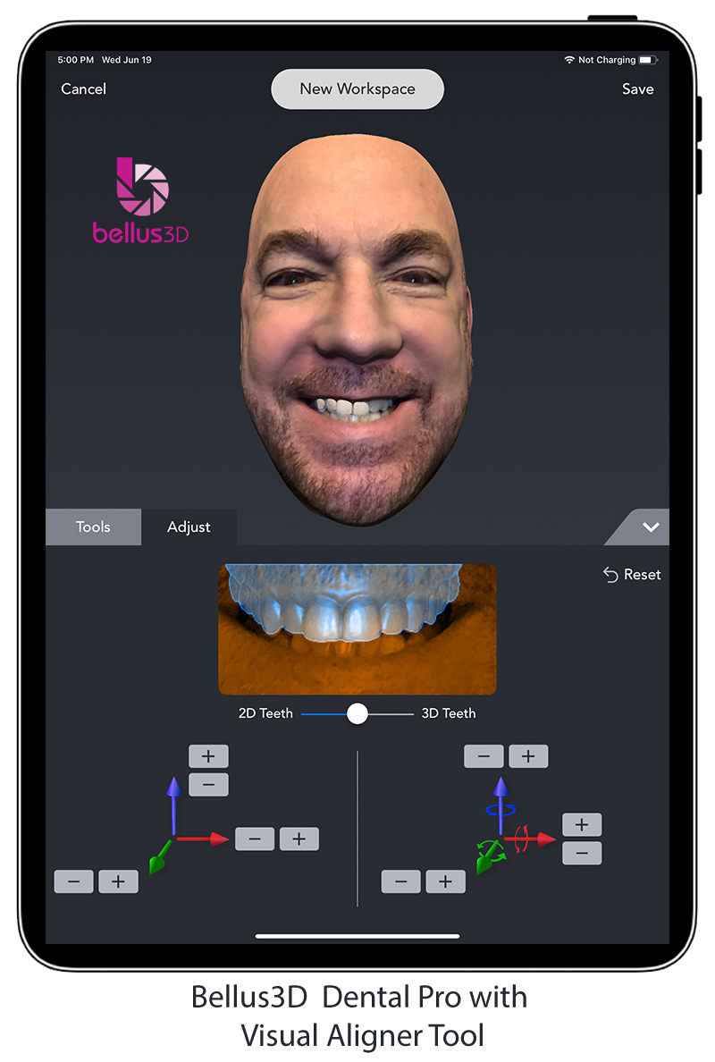 Press | Bellus3D: High-quality 3D face scanning
